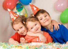 Vaikų gimtadienio šventės organizavimas