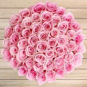 Gėlės su pristatymo paslauga